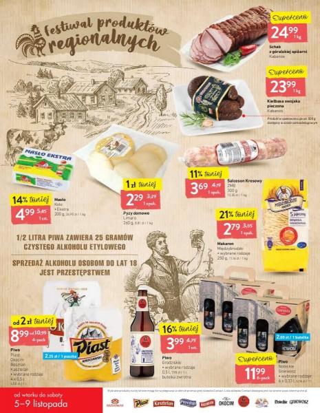 Intermarche gazetka promocyjna od 2019-11-05, strona 18