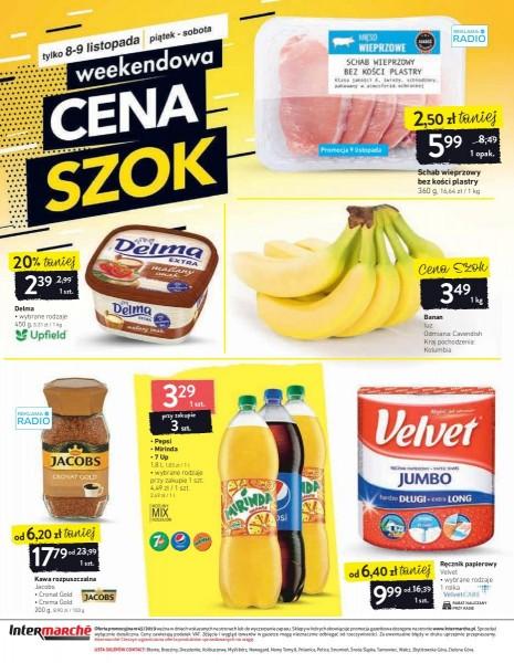 Intermarche gazetka promocyjna od 2019-11-05, strona 32