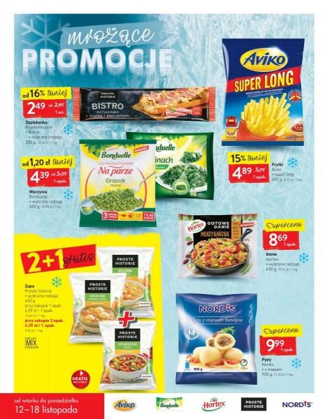 Intermarche gazetka promocyjna od 2019-11-12, strona 16