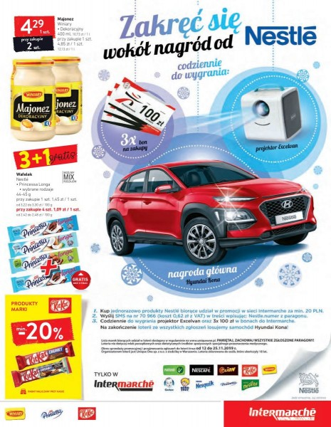 Intermarche gazetka promocyjna od 2019-11-12, strona 25