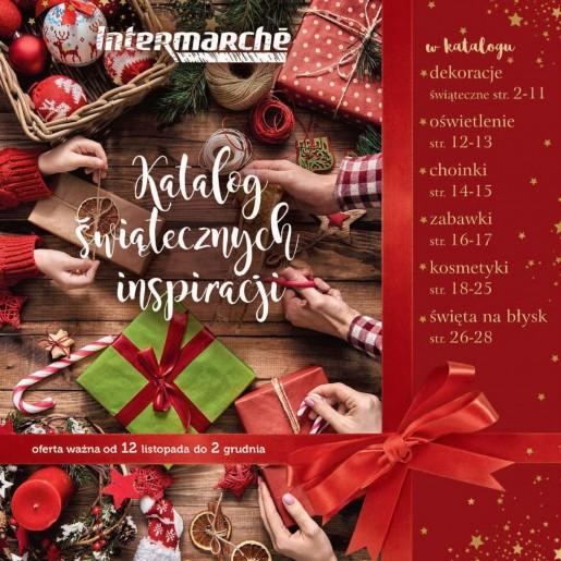Intermarche gazetka promocyjna od 2019-11-12, strona 1