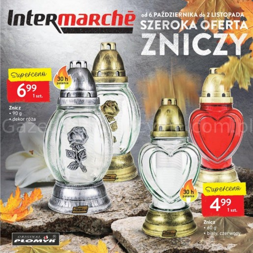 Intermarche gazetka promocyjna od 2020-10-06, strona 1