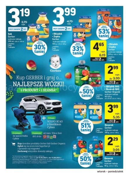 Intermarche gazetka promocyjna od 2021-07-20, strona 30