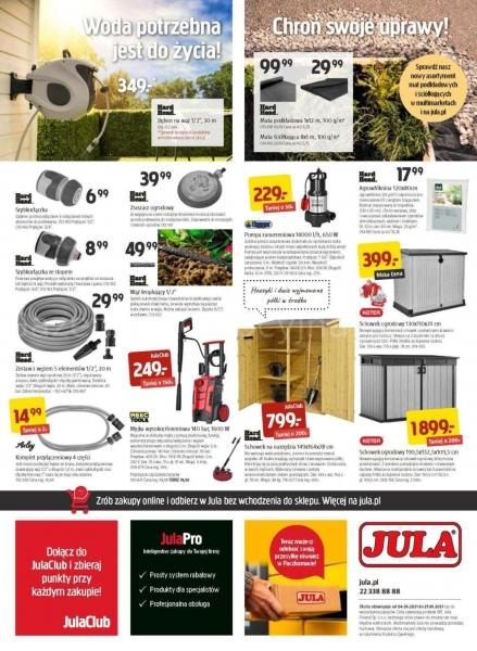 Jula gazetka promocyjna od 2021-06-04, strona 4
