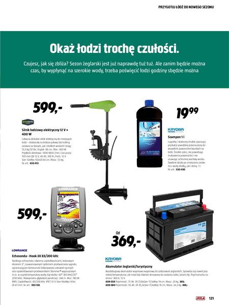 Jula gazetka promocyjna od 2017-03-07, strona 122