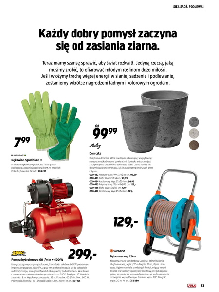 Jula gazetka promocyjna od 2017-03-07, strona 34