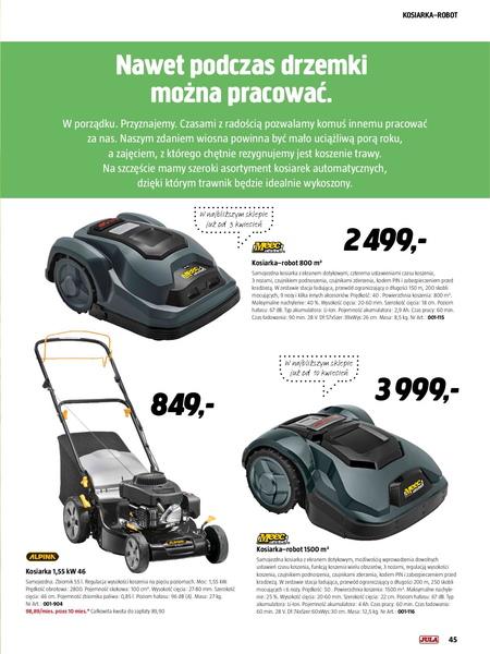Jula gazetka promocyjna od 2017-03-07, strona 46