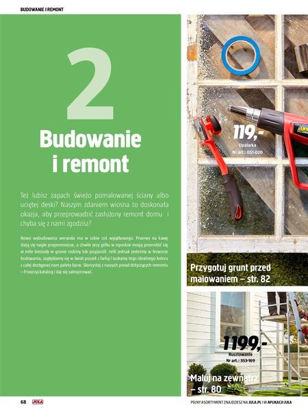 Jula gazetka promocyjna od 2017-03-07, strona 69