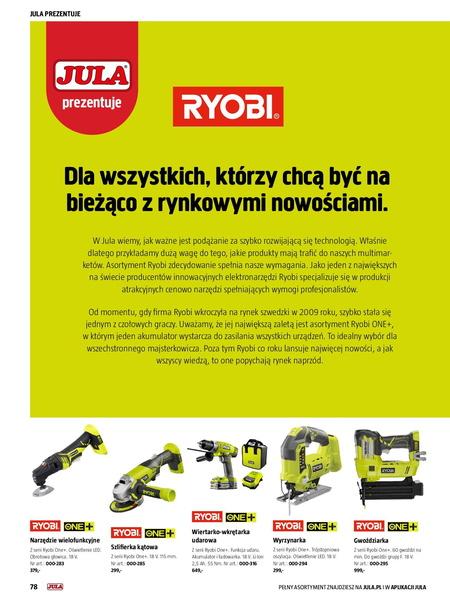 Jula gazetka promocyjna od 2017-03-07, strona 79