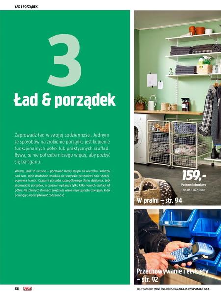 Jula gazetka promocyjna od 2017-03-07, strona 87