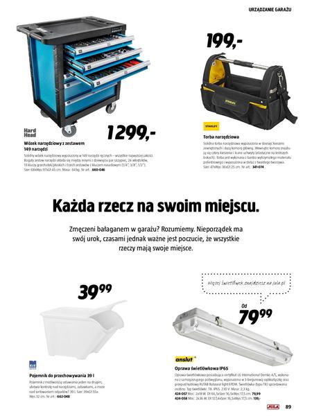 Jula gazetka promocyjna od 2017-03-07, strona 90