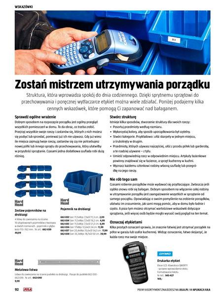Jula gazetka promocyjna od 2017-03-07, strona 93