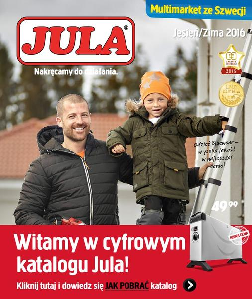 Jula gazetka promocyjna od 2016-09-01, strona 1