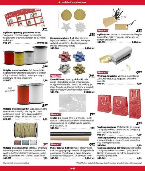 Jula gazetka promocyjna od 2016-09-01, strona 1083