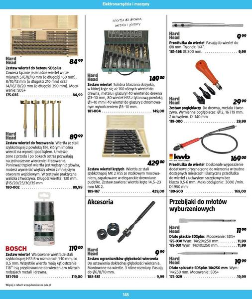 Jula gazetka promocyjna od 2016-09-01, strona 145