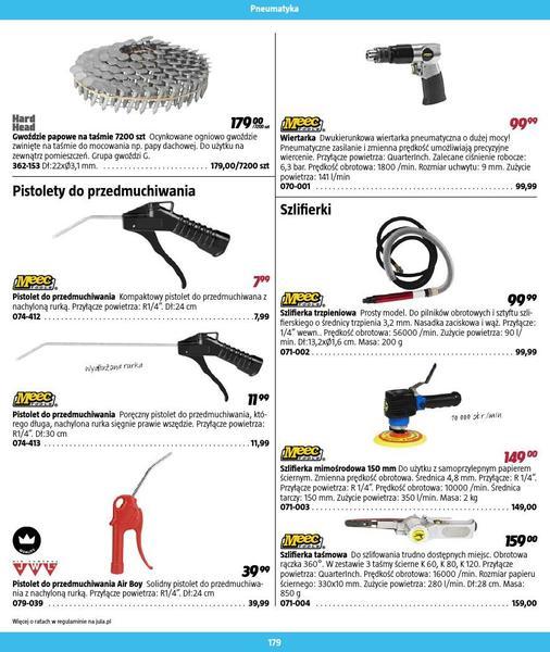 Jula gazetka promocyjna od 2016-09-01, strona 179
