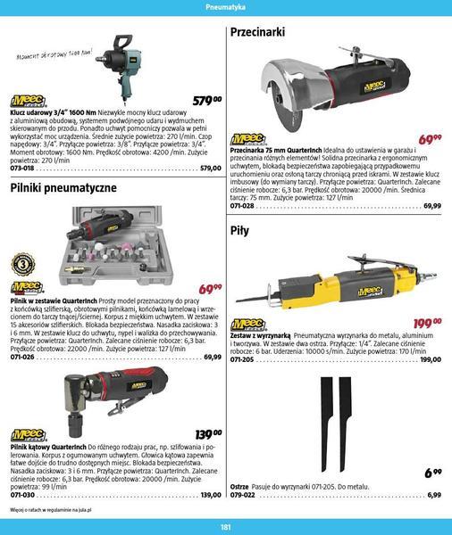 Jula gazetka promocyjna od 2016-09-01, strona 181