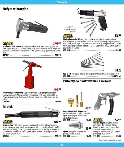 Jula gazetka promocyjna od 2016-09-01, strona 182