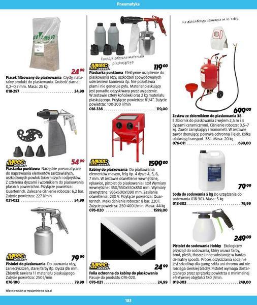 Jula gazetka promocyjna od 2016-09-01, strona 183