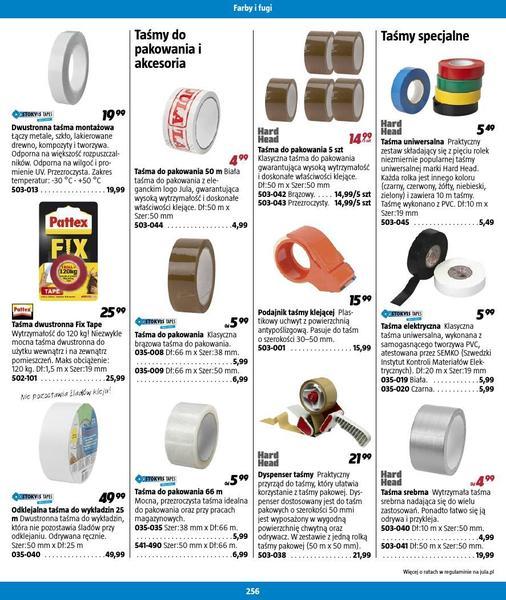 Jula gazetka promocyjna od 2016-09-01, strona 256
