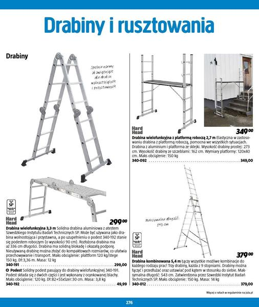 Jula gazetka promocyjna od 2016-09-01, strona 276