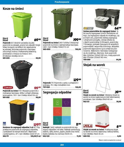 Jula gazetka promocyjna od 2016-09-01, strona 284