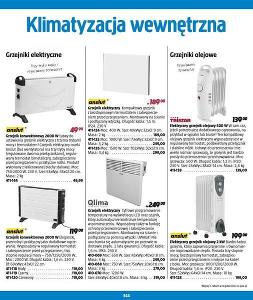 Jula gazetka promocyjna od 2016-09-01, strona 344