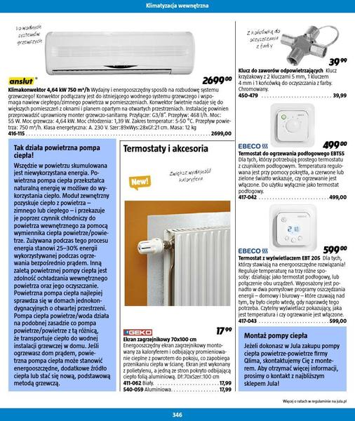 Jula gazetka promocyjna od 2016-09-01, strona 346