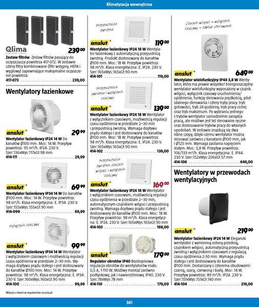 Jula gazetka promocyjna od 2016-09-01, strona 361