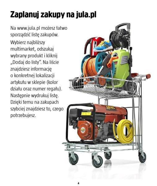 Jula gazetka promocyjna od 2016-09-01, strona 4