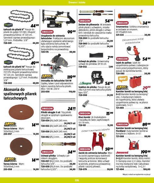 Jula gazetka promocyjna od 2016-09-01, strona 576