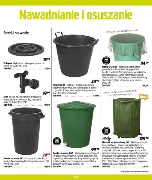 Jula gazetka promocyjna od 2016-09-01, strona 584