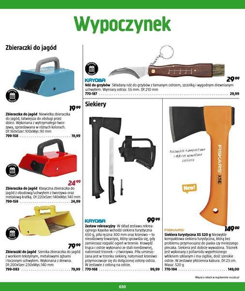 Jula gazetka promocyjna od 2016-09-01, strona 630