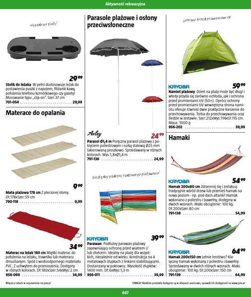 Jula gazetka promocyjna od 2016-09-01, strona 667