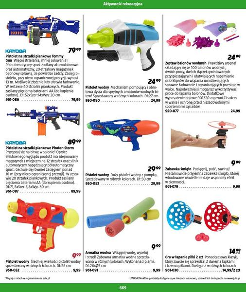 Jula gazetka promocyjna od 2016-09-01, strona 669