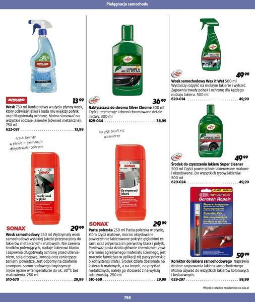 Jula gazetka promocyjna od 2016-09-01, strona 798