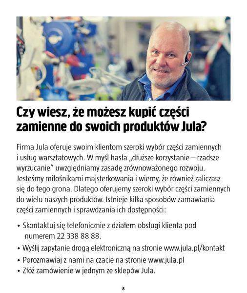 Jula gazetka promocyjna od 2016-09-01, strona 8