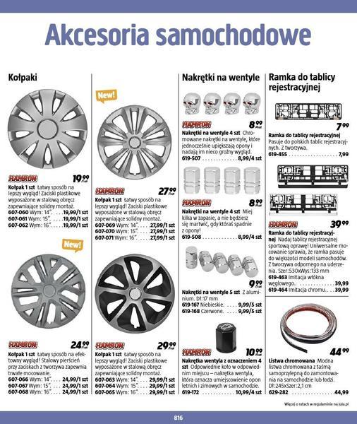 Jula gazetka promocyjna od 2016-09-01, strona 816