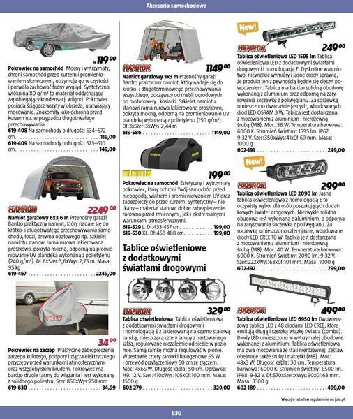 Jula gazetka promocyjna od 2016-09-01, strona 836