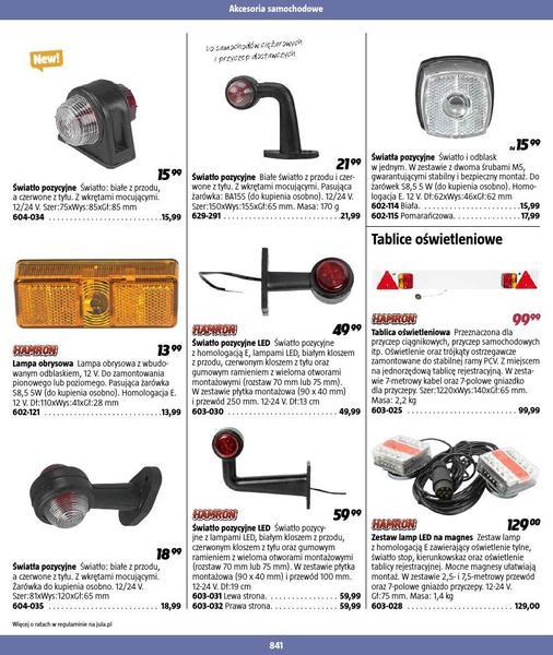 Jula gazetka promocyjna od 2016-09-01, strona 841