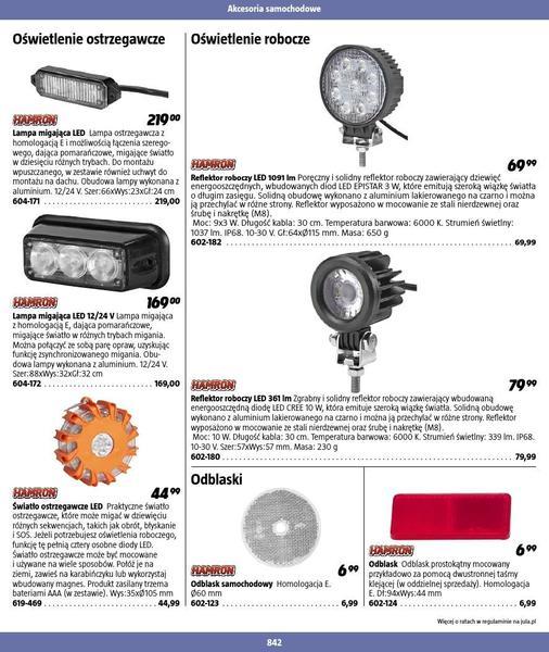 Jula gazetka promocyjna od 2016-09-01, strona 842