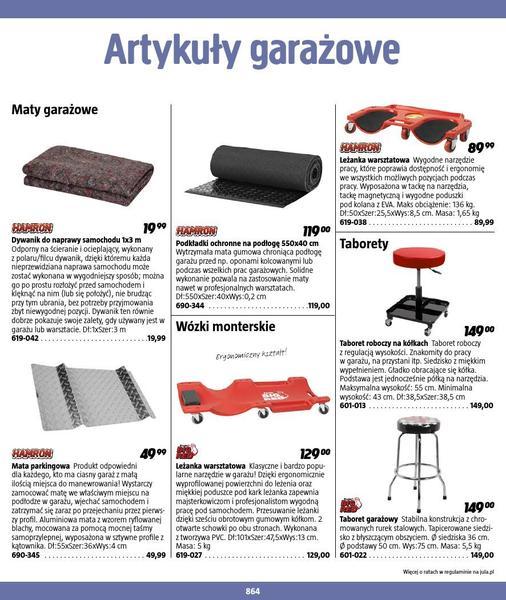 Jula gazetka promocyjna od 2016-09-01, strona 864