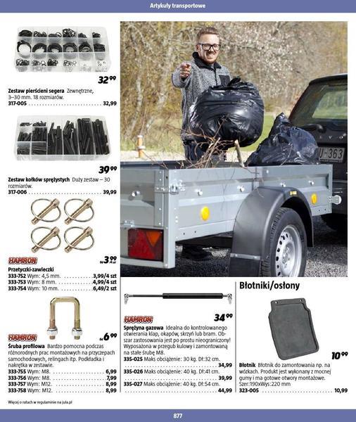 Jula gazetka promocyjna od 2016-09-01, strona 877