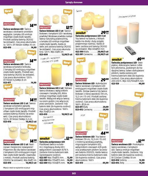 Jula gazetka promocyjna od 2016-09-01, strona 901