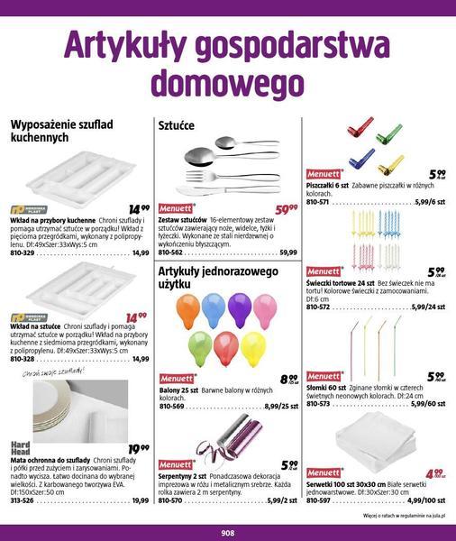 Jula gazetka promocyjna od 2016-09-01, strona 908