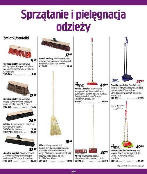Jula gazetka promocyjna od 2016-09-01, strona 940