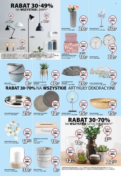 Jysk gazetka promocyjna od 2019-08-08, strona 13