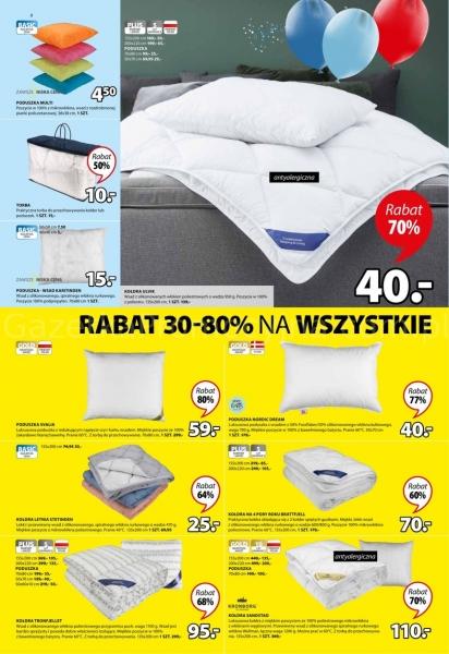 Jysk gazetka promocyjna od 2019-08-07, strona 8