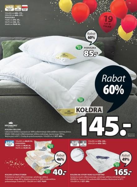 Jysk gazetka promocyjna od 2019-08-29, strona 15
