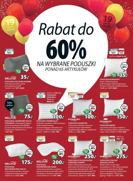Jysk gazetka promocyjna od 2019-08-29, strona 17